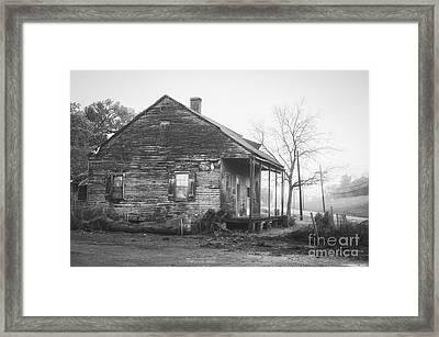 Louisiana House On River Road 3 Framed Print by Kathleen K Parker