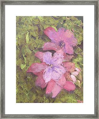 Louisiana Spring Framed Print