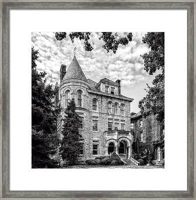 Louisville - Saint James Court Historic District Framed Print by Frank J Benz