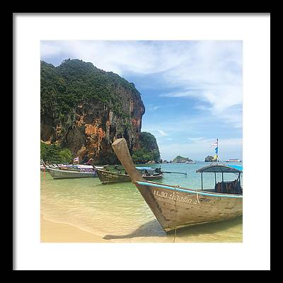 Thai Framed Prints