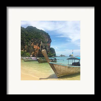 Thailand Framed Prints