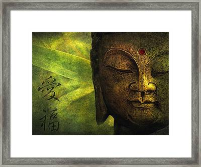 Love And Happiness Framed Print by Joachim G Pinkawa