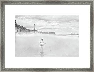 Love And Imagination Framed Print