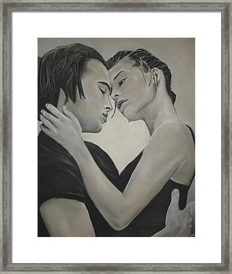 Love And Longing Framed Print by Kerra Lindsey
