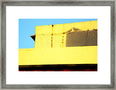 Love Arranged By Nature Framed Print by Prakash Ghai