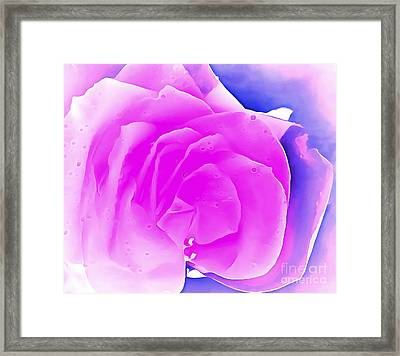 Love At First Sight Framed Print by Krissy Katsimbras