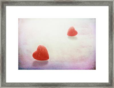 Love At First Sight Framed Print by Tom Mc Nemar