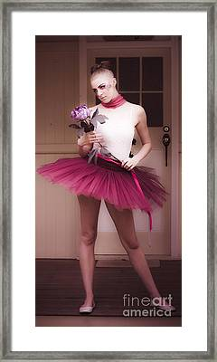 Love Dance Framed Print by Jorgo Photography - Wall Art Gallery