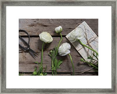 Framed Print featuring the photograph Love Is Everlasting by Kim Hojnacki