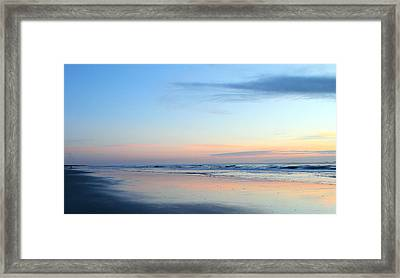 Love Is In My Life Framed Print by Fiona Kennard