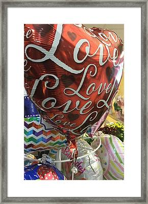 Love Framed Print by James E Swarthout