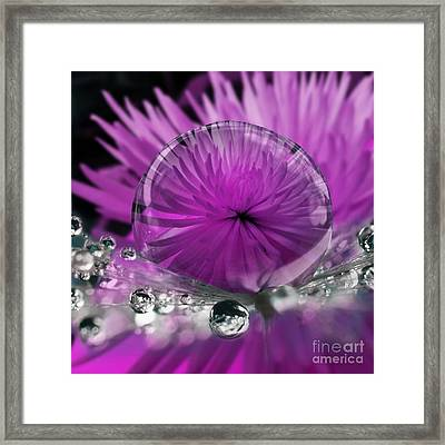Love Muse Framed Print