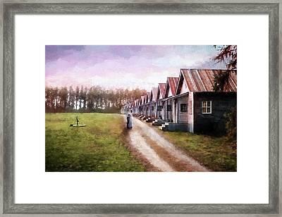Love Never Fails - Hope Valley Art Framed Print