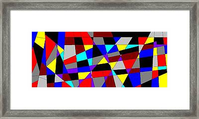 Love No. 14 Framed Print by Mirfarhad Moghimi