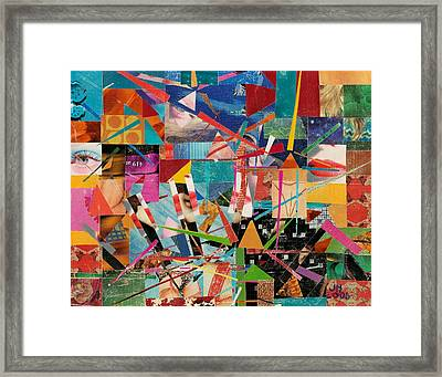 Love Of Life Framed Print by Jerry Hanks