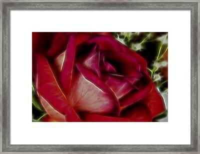Love Of Mine II Framed Print