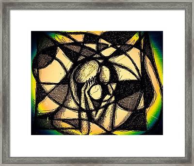 Love Framed Print by Paulo Zerbato