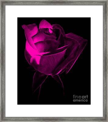 Love Spell Framed Print by Krissy Katsimbras