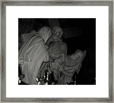 Love Framed Print by Terence McSorley