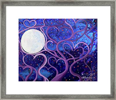 Love Will Find A Way Framed Print