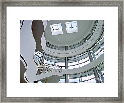 Lovely Dome Framed Print by Fred Jinkins
