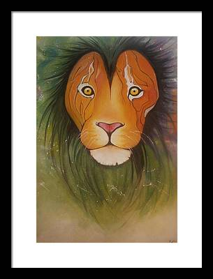 Animals Framed Prints