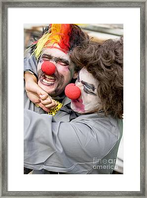 Lovers Tiff Framed Print by Jorgo Photography - Wall Art Gallery
