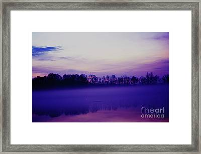 Loves Passion Framed Print by Robyn King