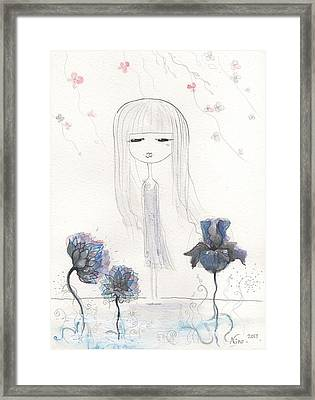Loving Hart Framed Print