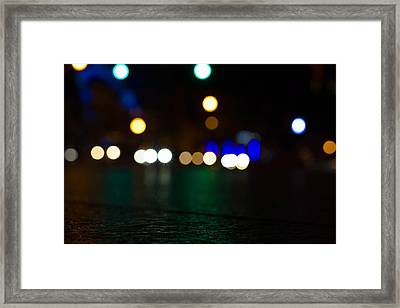 Low Profile Framed Print