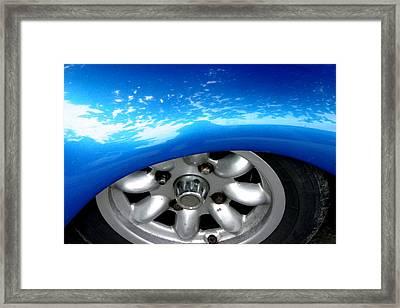 Low Ride Er Framed Print by Jez C Self