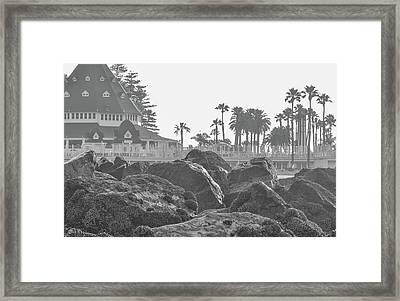 Coronado Framed Print