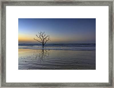 Low Tide Calm - Botany Bay Framed Print