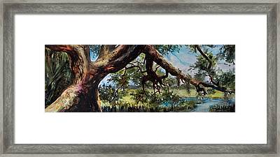 Lowcountry Dreaming Framed Print by Trish McKinney