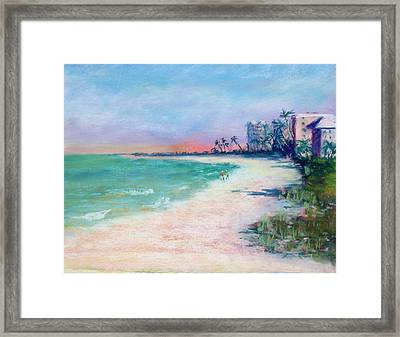 Lowdermilk Park North Framed Print by Laurie Paci