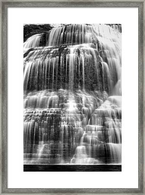 Lower Falls #5 Framed Print