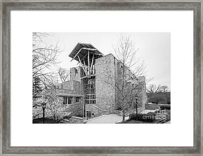 Loyola University Maryland Sellinger School Of Business Framed Print