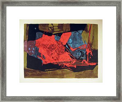 Ls1964ny001 12-16 Ilumination 21.5x15.75 Framed Print