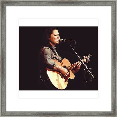 @lspraggan In @brighton The Other Framed Print by Natalie Anne