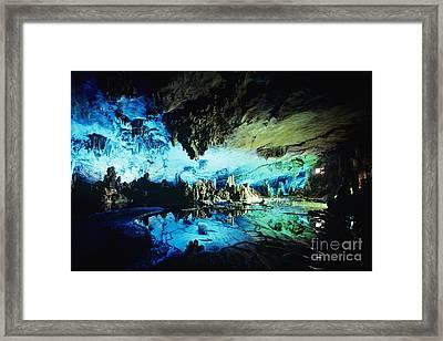 Lu Di Cave Framed Print by Rita Ariyoshi - Printscapes
