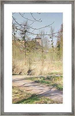 Lubart Castle Framed Print