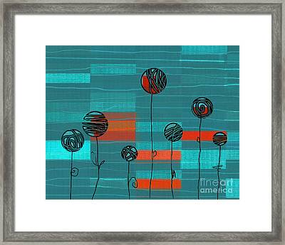 Lubi - S02-222b Framed Print by Variance Collections
