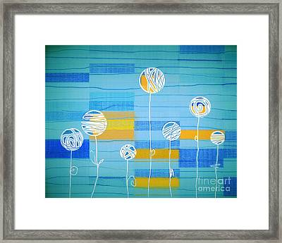 Lubi - S02-31b Framed Print by Variance Collections