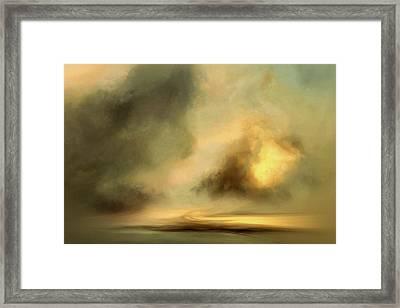 Lucent Framed Print