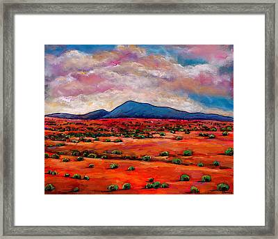Lucid Dream Framed Print