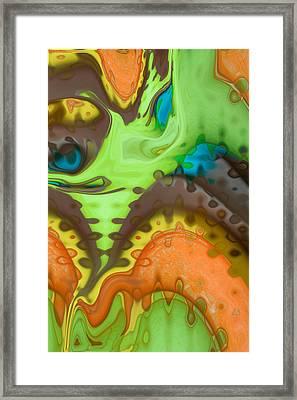 Lucid Dreaming Framed Print by Linda Sannuti