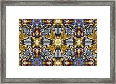 Lucid Dreams - Graphic Design Framed Print