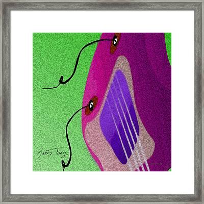 Lucille Framed Print