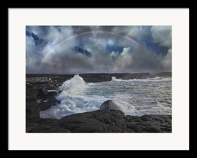 Inishmore Framed Prints