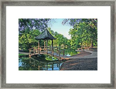 Lucy Park Framed Print